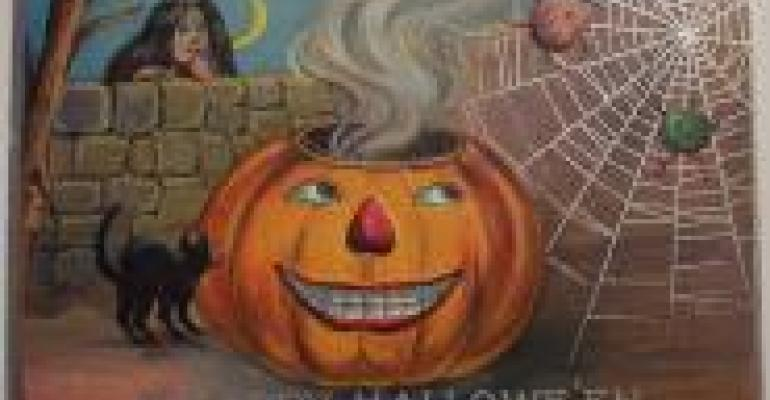 Healthy Store Halloween Promotions