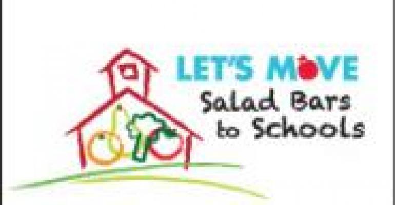Lets Move! Salad Bars 2 Schools