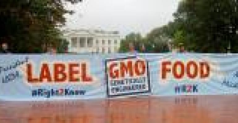 On the Road with the Non-GMO March