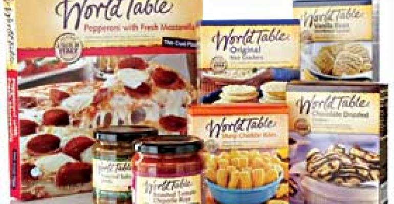 World Table Creators First Sat At Shoppers'
