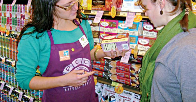 Supermarkets Become Gluten-Free Guides