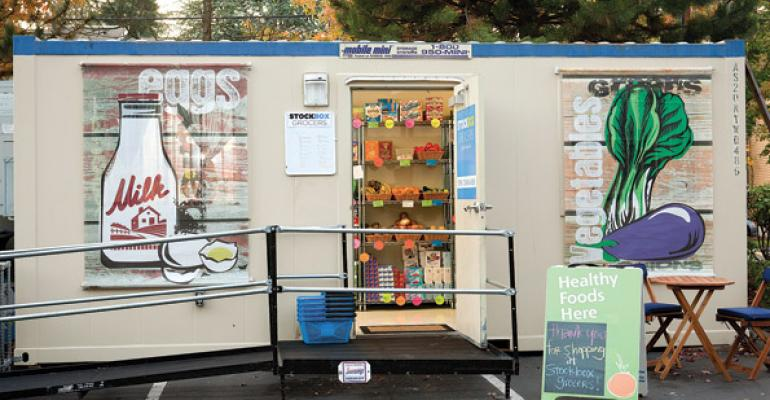 Startups Offer Low-Cost Solutions for Food Deserts