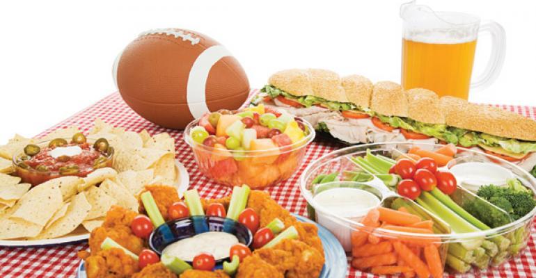 Retailers Prepare Fresh, Grab-and-Go for Super Bowl