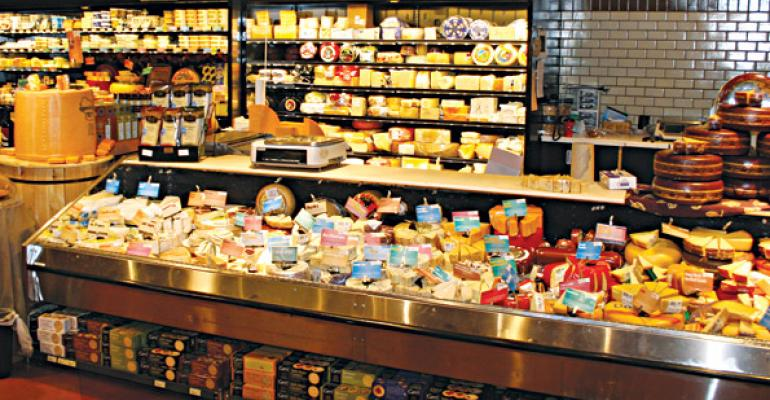 Where's the Brie? Merchandising Specialty Cheese
