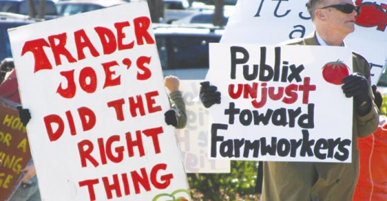 Trader Joe's Commits to Fair Food Program