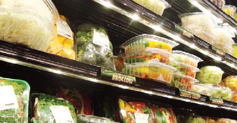 Convenience Culture: Value-Added Produce