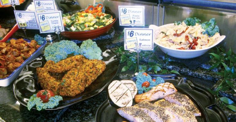 Prepared Foods Get Fresh Attention