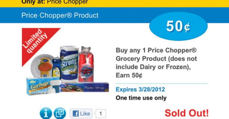 Store Brands Get eCoupon Exposure