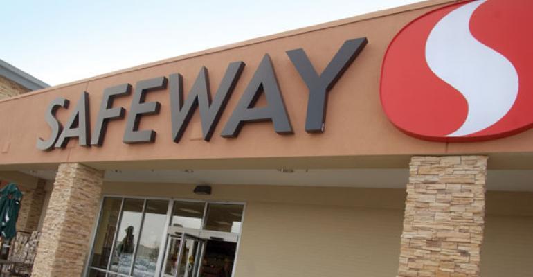 Burd's Role at Safeway Evolves