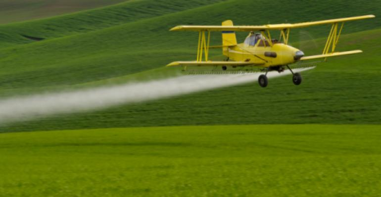 Pesticide Residue Levels Remain Low