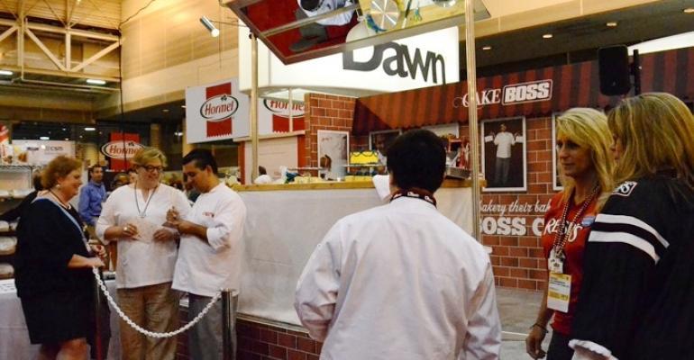 IDDBA 2012: Cake Boss Draws Crowd