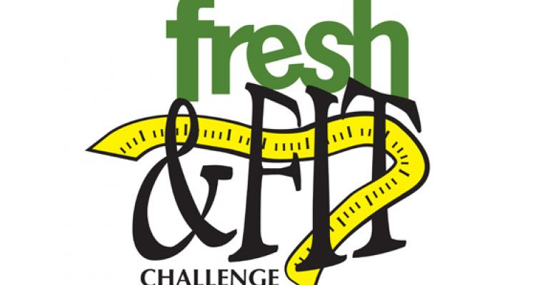 Getting Fit at The Fresh Grocer