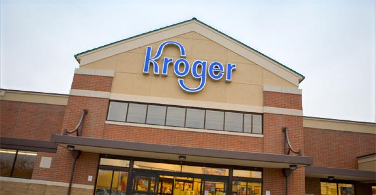 Kroger's Q1 Sales Gains Buck Trend