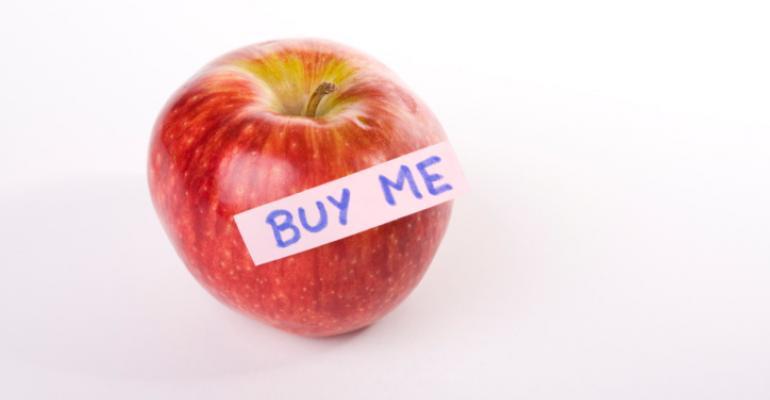 Study: Organics Are Luxury