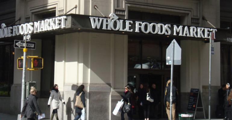 Whole Foods Cites Success Expanding in Smaller Markets