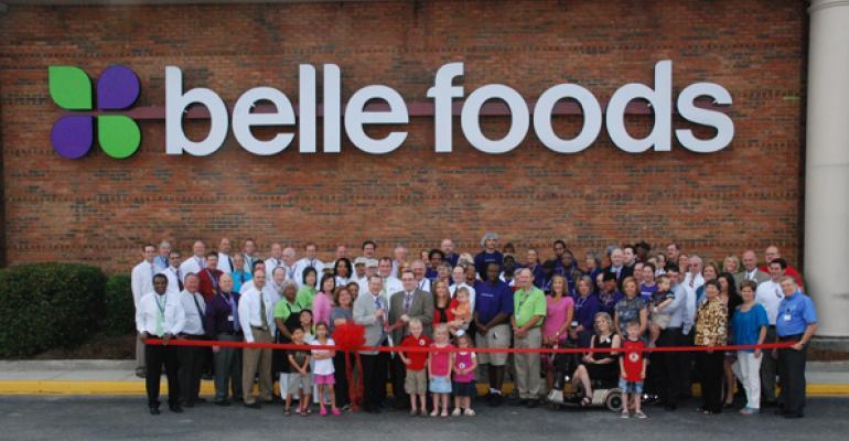 Belle Foods Converts 1st Bruno's