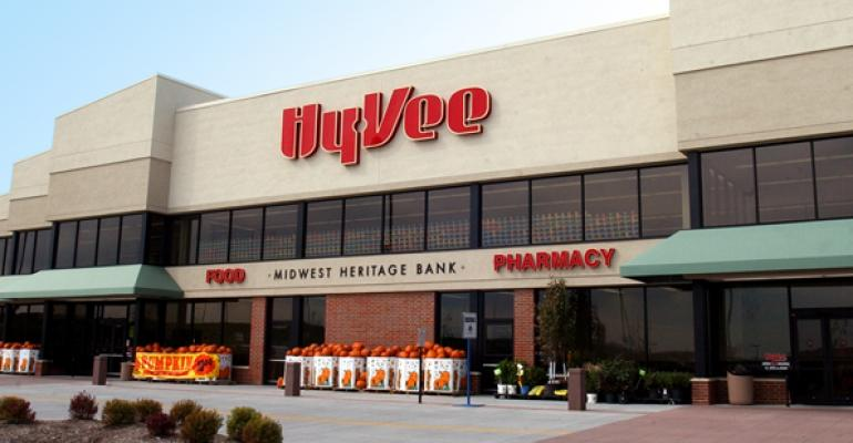 new hy vee store has room for mom supermarket news