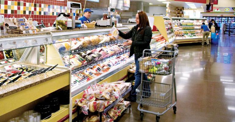 National sales agencies are expanding into foodservice mdash including supermarket delis