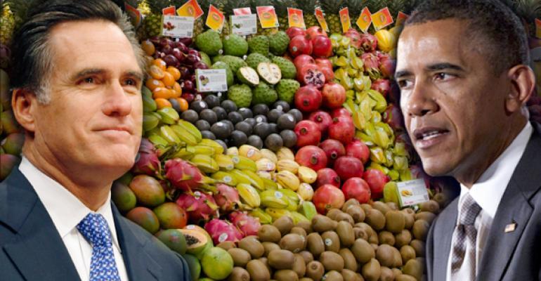 Obama, Romney Respond to United Fresh