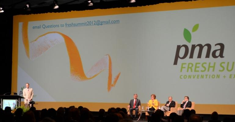 Fresh Summit 2012: Back to the Future