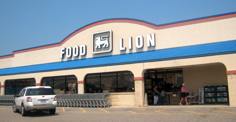 Food Lion CEO Out in Revamp