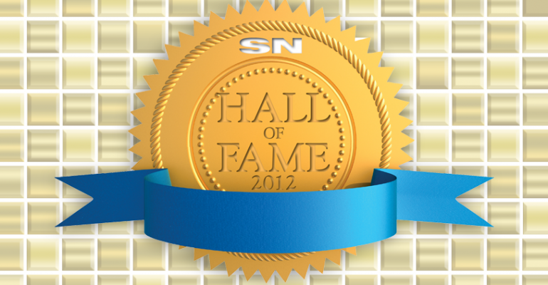 New Frontiers: The SN Hall of Fame, Class of 2012