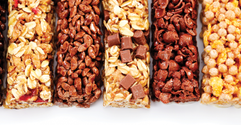 Some of the more popular bars combine delicious sweetness with nutritional value
