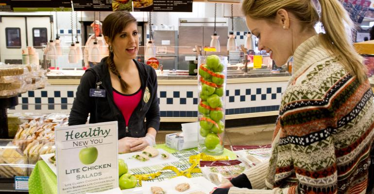 United Expo Helps Shoppers Get Healthy