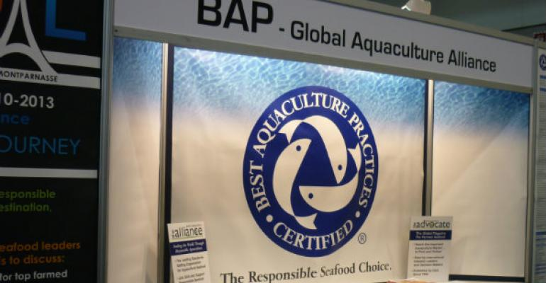 IBSS 2013: Retailers Talk Sustainable Aquaculture