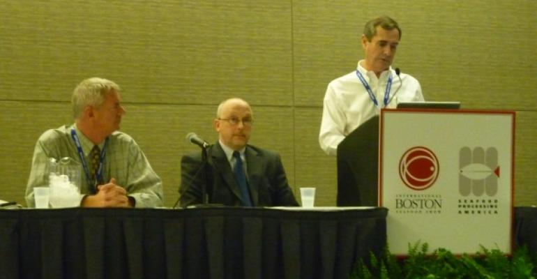 IBSS 2013: The Future of Supermarket Seafood