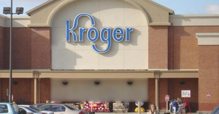 Kroger Drives Sales Gains in Q4