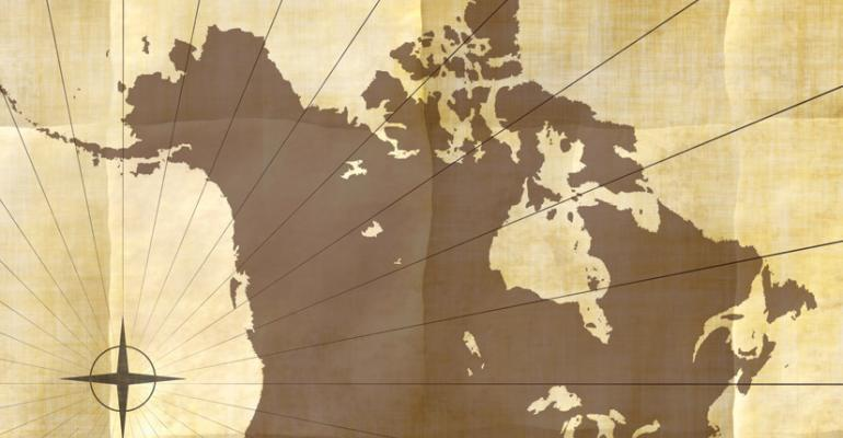 Canada Copes With Foreign Invasion