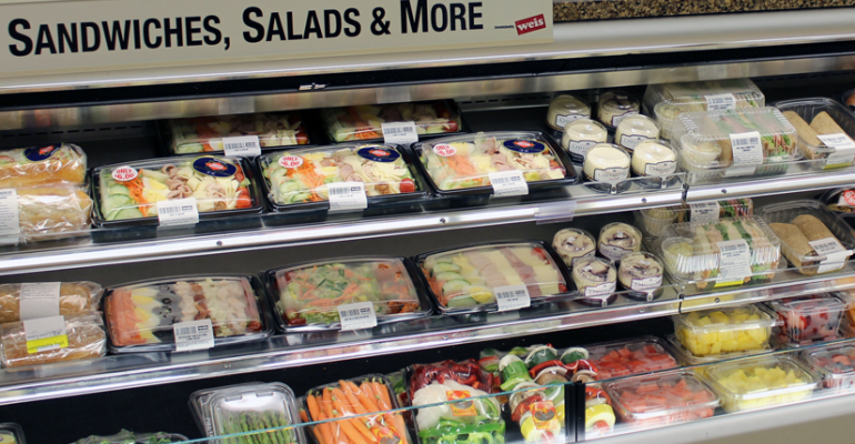 Weis Foodservice Heats Up