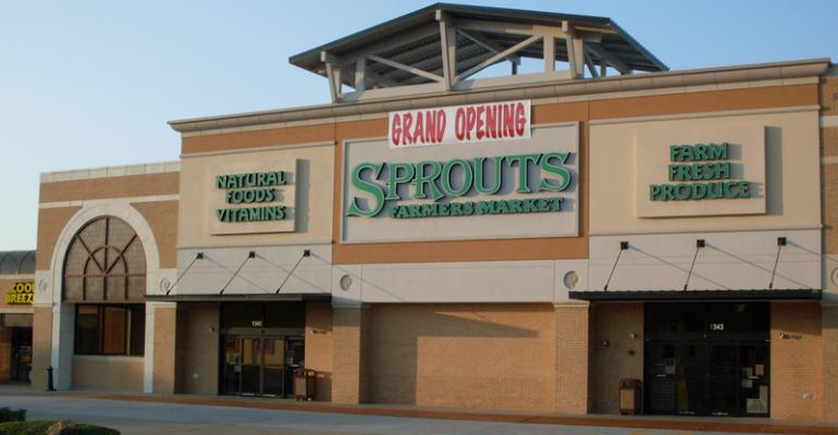 Sprouts operates more than 150 stores and could grow to 1200 the company says