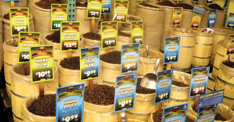 Scene of the Grind: Fairway Market's Full-Service Coffee Department