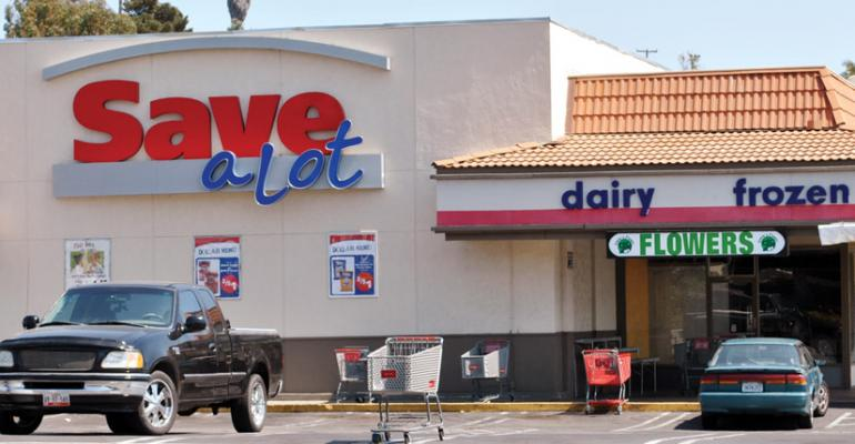 SaveALot identicalstore sales decline improved 19 in this fiscal year39s Q1 vs 26 in the previous Q4