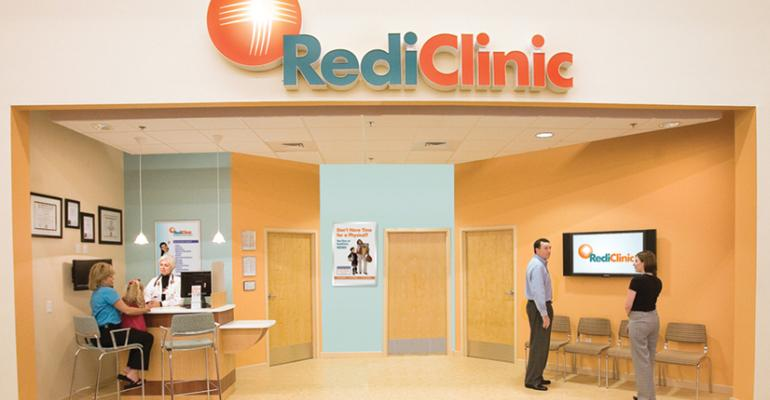 RediClinic provides treatment of nearly 30 common medical conditions plus preventive services like screenings tests and immunizations
