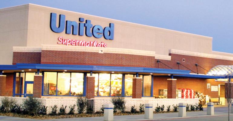 Albertson's Plans to Grow United Chain