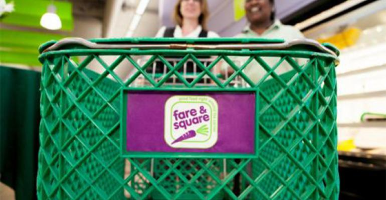 Nonprofit Grocer Fare & Square Opens Near Philly