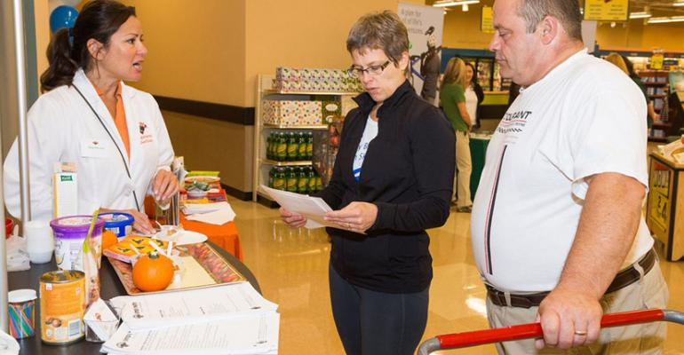 Shoppers with health care questions find answers at Hannaford