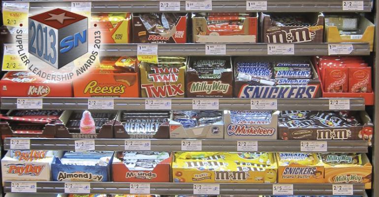 Mars Chocolate N.A./Wrigley: 2013 Supplier Leadership Award Winner for Shopper Insights