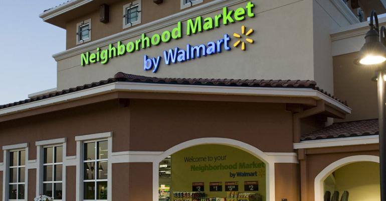 Wal-Mart Plans Faster Growth of Neighborhood Stores