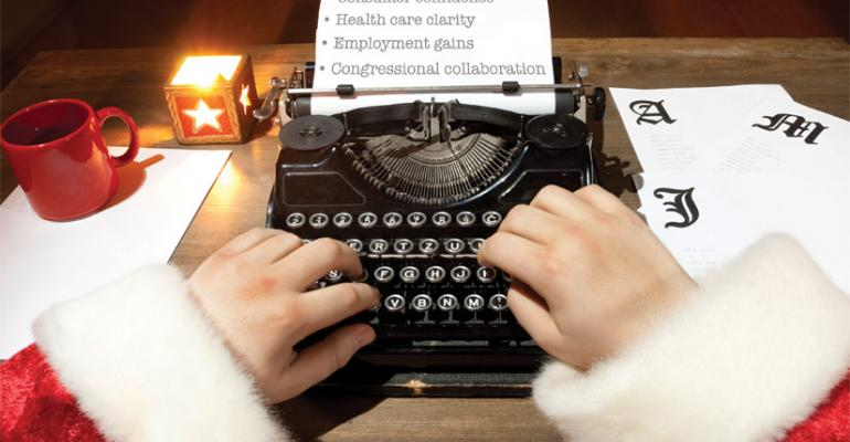Retail Leaders Tender Holiday Wish Lists