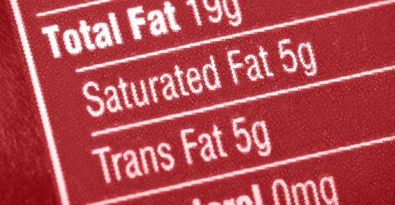 The independent Institute of Medicine finds quotthere39s no safe level of consumption of artificial trans fatquot