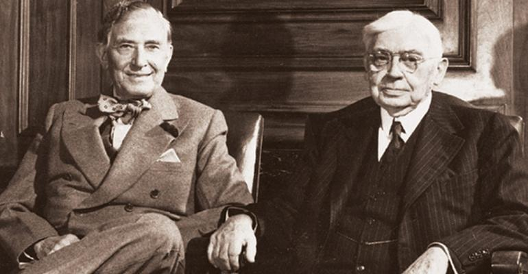 John and George Hartford sons of the founder of AampP spearheaded the national growth of the chain