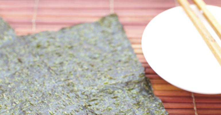 Nori sheets are among the options consumers are turning to for quick and easy mdash and nutritious mdash snacks