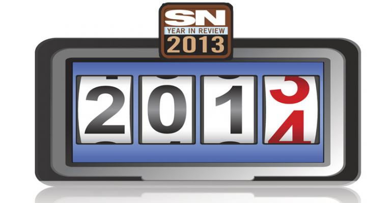 2013 Another Transformative Year for Many Food Retailers