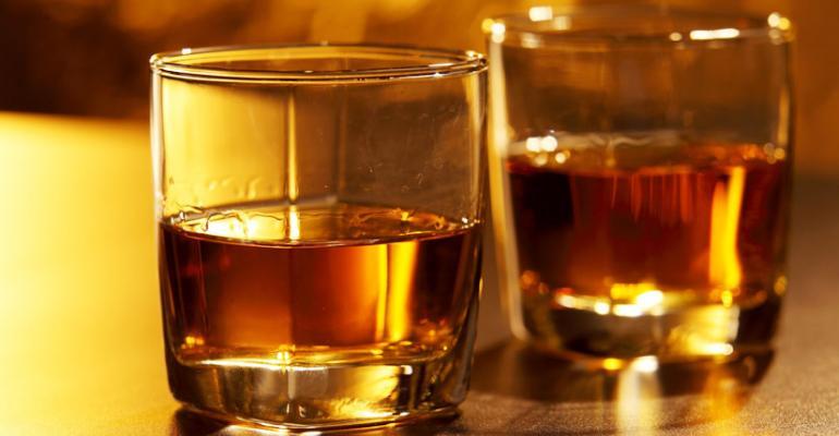 Bourbon makes for spirited sales