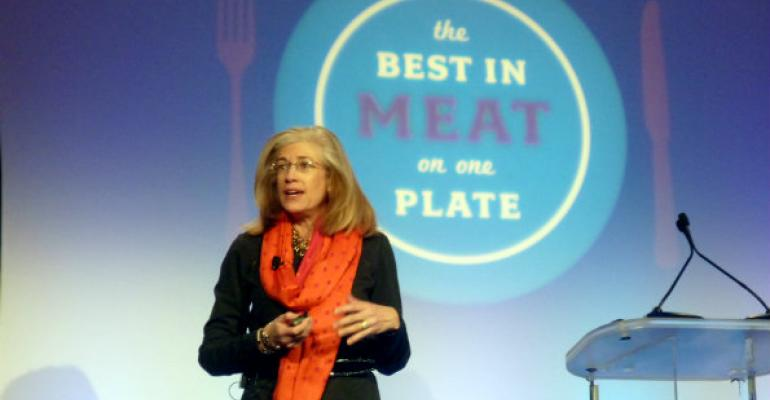 Meat Conference 2014: How Millennials shop for meat