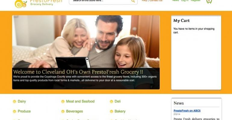 Grocery delivery service comes to Cleveland area